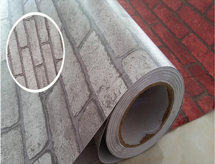 Howoo korean real 3d wallpaper vinyl peel and stick for 3d peel and stick wallpaper