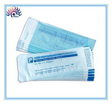 200pcs per bag medical grade sterilization pouch, new material sterile plastic pouch, cosmetic and tattoo use hot pouch bag