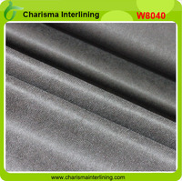 China high grade 25-35gsm pants paste dotted nonwoven interlining fabric