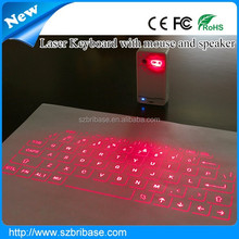 Top Bluetooth infrared keyboard Wireless Virtual Laser Keyboard Projection