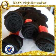 Top Quality Virgin Human Hair Extensions feather hair extension kit