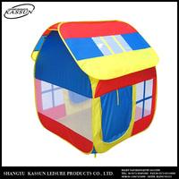 Custom printed outdoor furniture custom design kids pop up tent tunnel