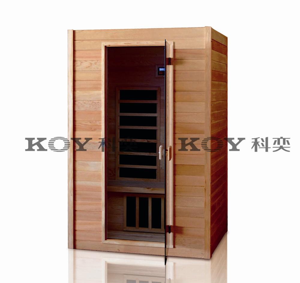 2016 new design carbon fiber infrared sauna cabin mini. Black Bedroom Furniture Sets. Home Design Ideas