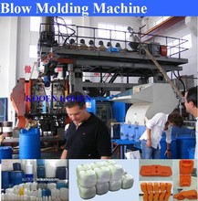 cost of full automatic blow molding containers