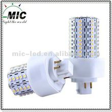 MIC 6w corn led lamp base g24d/g24q/g23-2/gx23-2