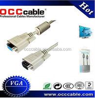 Hign premium Factory price vga cable