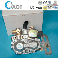 at04 tomasetto high voltage single point autoengine reducer/carburetor cng kit/cng carburetor