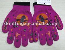 2012 kid's fashion magic gloves