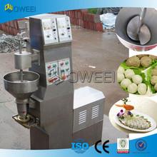 Gooda factory adjustable speed solid meatball machine price