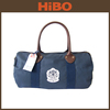 2015 hot selling new design stylish cotton canvas golf travel bag