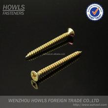 Flat head screw phosphate screw Pozidrive Chipboard Screw