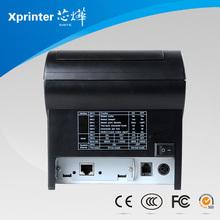 Venta caliente WIFI de la posición 80 de la impresora con alta calidad