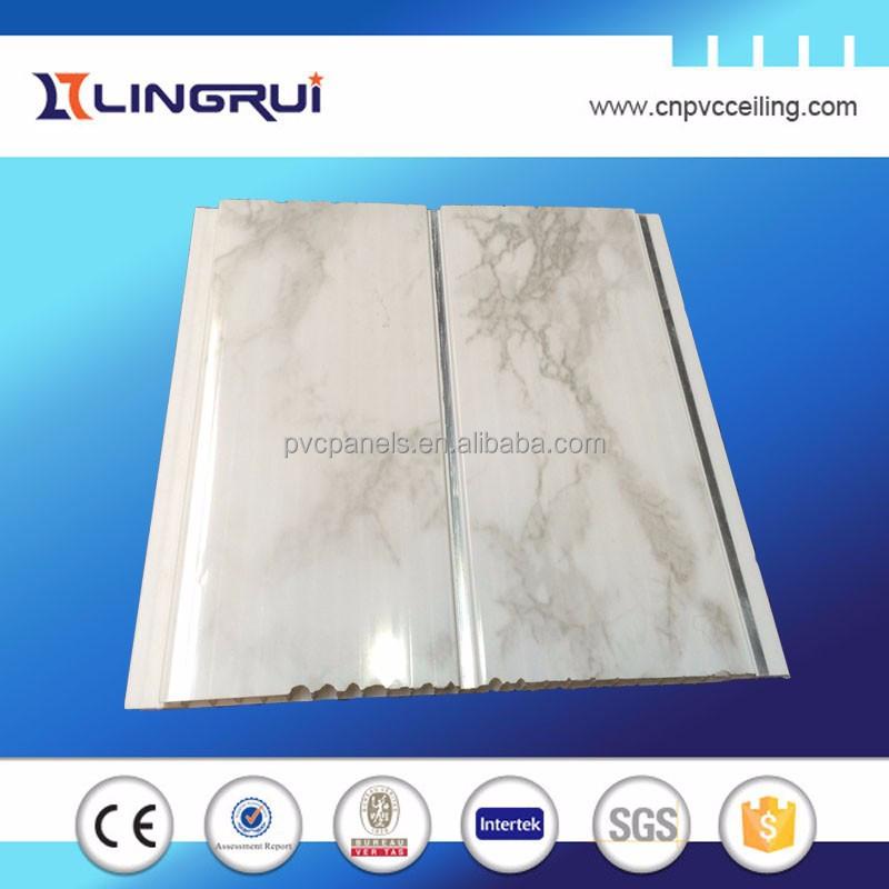 High quality decorative plastic building materials for Plastic building materials