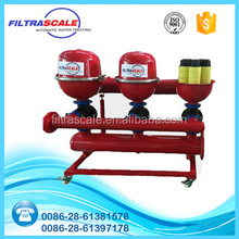 sea water desalination plant automatic self-cleaning filter