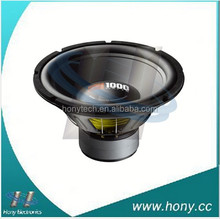 12'' Max power 1000W Car speaker, subwoofer