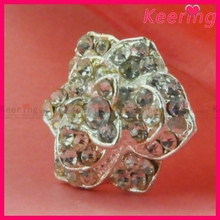 Wholesale rhinestone crystal buttons for garments WBK-1358