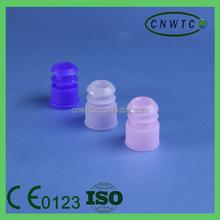 12mm Plastic Test Tube Stopper for 12*75 and 12*100 Tube