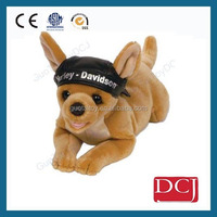 running plush dog toy plush toy animal