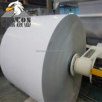 C1S coated duplex board wiht ivory back,folding board box ivory board,cast coated paper board
