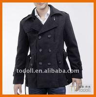 2011 Men's Large Lapel Dust Coat