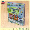 Exquisite customized cardboard children book printing