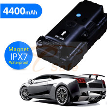 Vehicle GPS TRACKER waterproof level IP67,5V1A output as power bank and stand by 900days