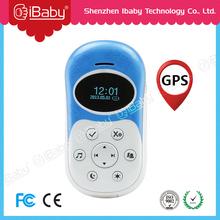 Niños de los niños teléfono móvil GPS Tracker Quadband con GPS