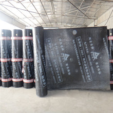 Polymer modified bitumen waterproof membrane with self adhesive glue SBS/APP roll sheet