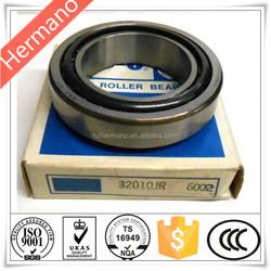 China Wholesale best quality Used in the car tapered roller bearing best quality 32010