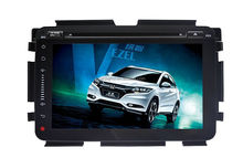 """8"""" Touch Screen Car DVD GPS For HONDA VEZEL Car Audio DVD GPS For HONDA VEZEL Audio Stereo Radio GPS CANBUS iPod Bluetooth SWC"""