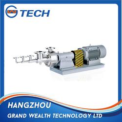 DHC Compound Homogeneous Pump For Wax Emulsion
