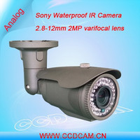 Popular sony ccd 750tvl cctv convert ip camera in analog camera