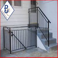 steel structure steel fence