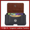 Universal cell Phone Belt bag PU Leather Case Cover Waist Bag Pouch with Card Holder