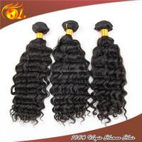 New arrival Alibaba Remy deep wave x-pression daniella hair weave