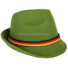Wholesale Fashion German Beer Festerval Bavarian And Oktoberfest Hats HT7127