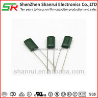 price list for electronic components cl11 683j 250v film capacitor
