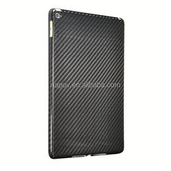 China hot sale 2015 100% real carbon fibre accessory for apple ipad 6 64gb