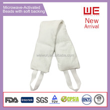 Microwave warm wraps hot cold packs Microwaved Activated Beads
