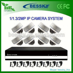 Best sale 8ch nvr kit,outdoor wireless solar power security ip camera,wireless ir ip camera