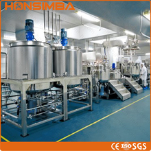 Cosmetici di buona qualità, prodotti farmaceutici, alimentari emulsionanti emulsionante macchina di formaggio salsa macchina