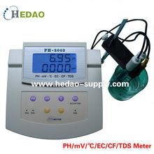 PH-2603Bench pH/ORP/EC/CF/TDS Temp Meter