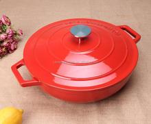 Ollas de acero inoxidable utensilios de cocina antiadherente utensilios de cocina de cerámica olla de sopa