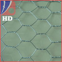 hexagonal wire mesh size