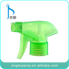 Newly-designed nice hand trigger sprayer household clear trigger sprayer