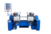 good service Automatic Feed Trolly Plate Chamfering Machine RT-50SM