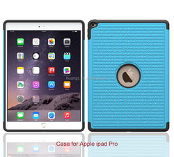 Cheap goods from china 3 IN 1 TPU + PC + Silicone Diamond Case for ipad pro 12.9 tablet case china price