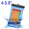 4-5.8 Inch Universal Pouch Case Waterproof Bag for iPhone Samsung LG HTC and Other Smart Phones