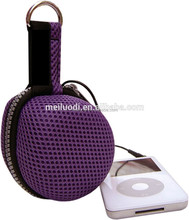 2015 Meiluodi Promotional Various colors sandwich mesh fabrics with EVA speaker bags