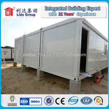 2015 New Design Easy Prefaded Container Building Model LIDA Group
